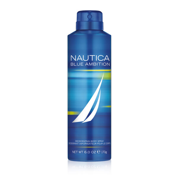 Nautica Blue Ambition 6.0oz Spray - Multi
