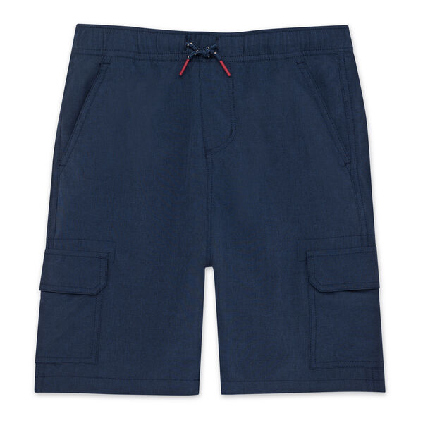 BOYS' EXPLORER PULL-ON CARGO SHORT - Aquadream
