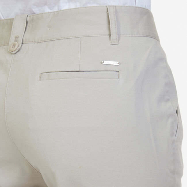 Stretch Twill Ankle Pants,Sandcove,large