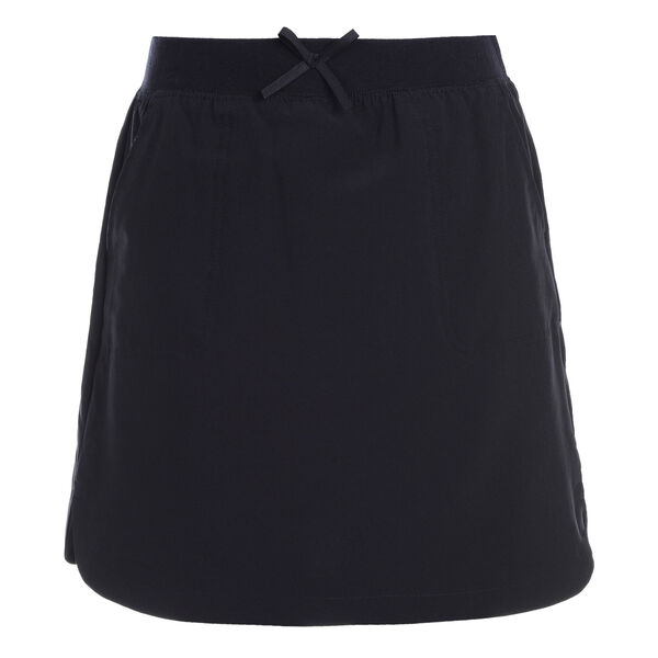 GIRLS' SCOOTER SKIRT (PLUS SIZES) - Crystal Bay Blue
