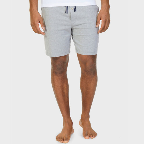 Big & Tall Sleep Shorts - Grey Heather