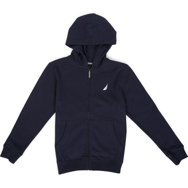 LITTLE BOYS' ZIP HOODIE (4-7) - Aquadream