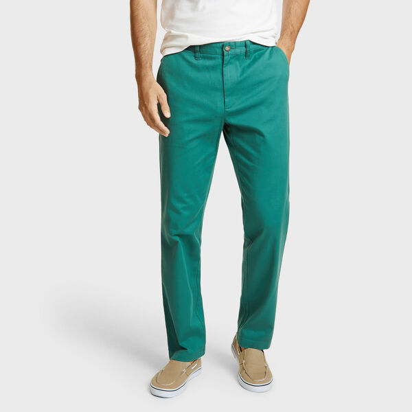 Classic Fit Deck Pant - Ash Green