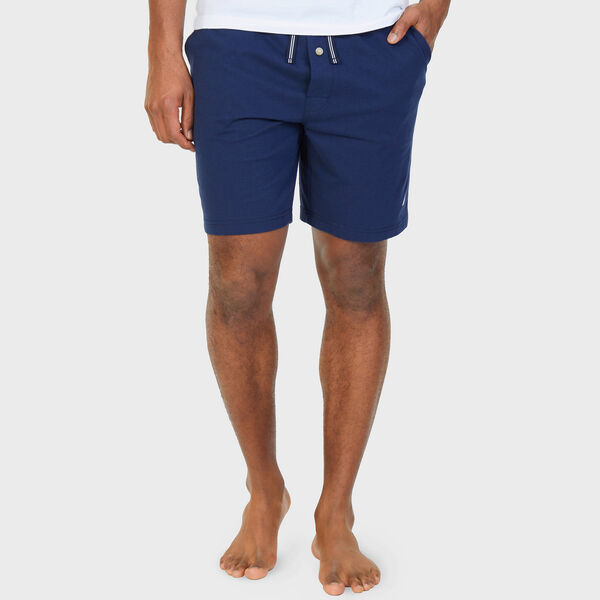 Big & Tall Sleep Shorts - Peacoat