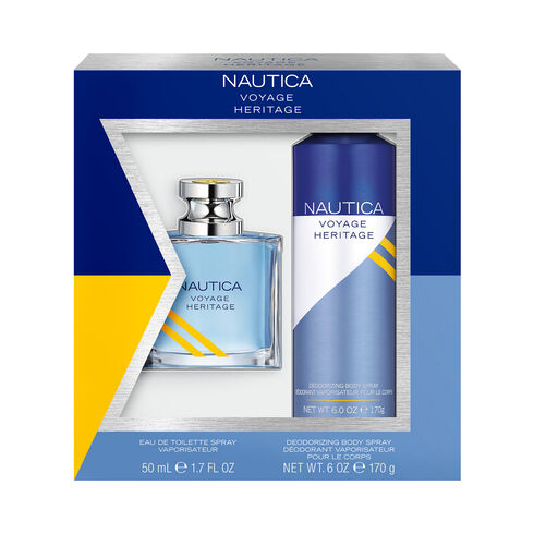 Nautica Voyage Heritage 2-Piece Fragrance Set - Multi