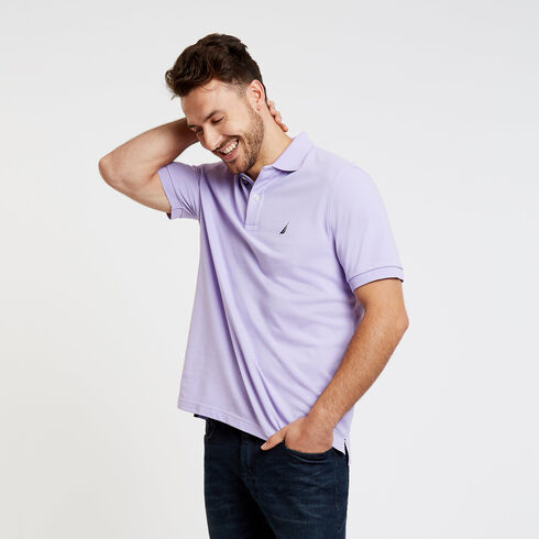 CLASSIC FIT PIQUÉ POLO - Camilla Rose