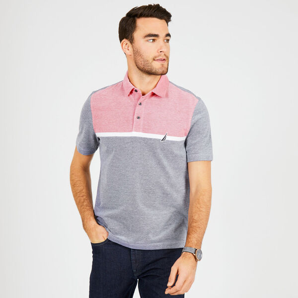 Classic Fit Jersey Palm Springs Polo - True Navy