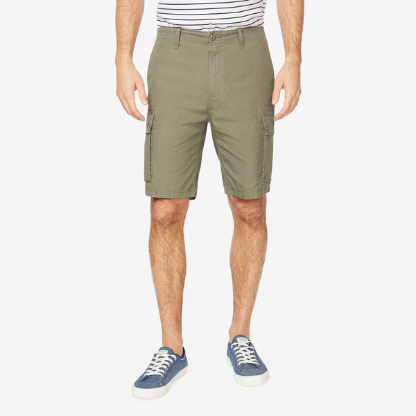 "8.5"" CLASSIC FIT RIPSTOP CARGO SHORT - Hillside Olive"