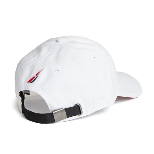 Canada Baseball Cap,Bright White,large