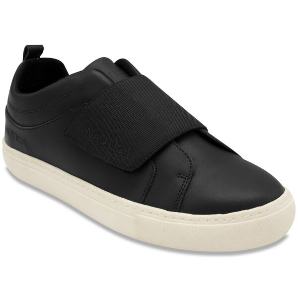 Acamar Strap Sneakers - Black