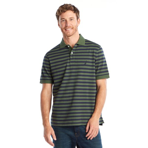 CLASSIC FIT J-CLASS INTERLOCK POLO - Pineforest