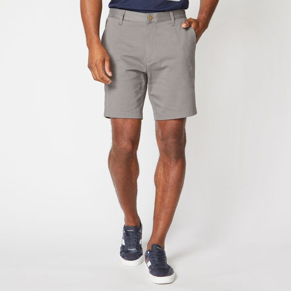 "8.5"" CLASSIC FIT STRETCH-TWILL SHORT - Blue Yonder Heather"