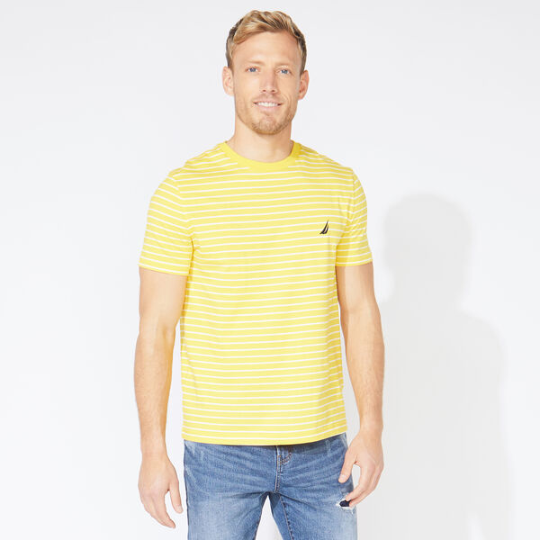 STRIPED JERSEY T-SHIRT - Nautica