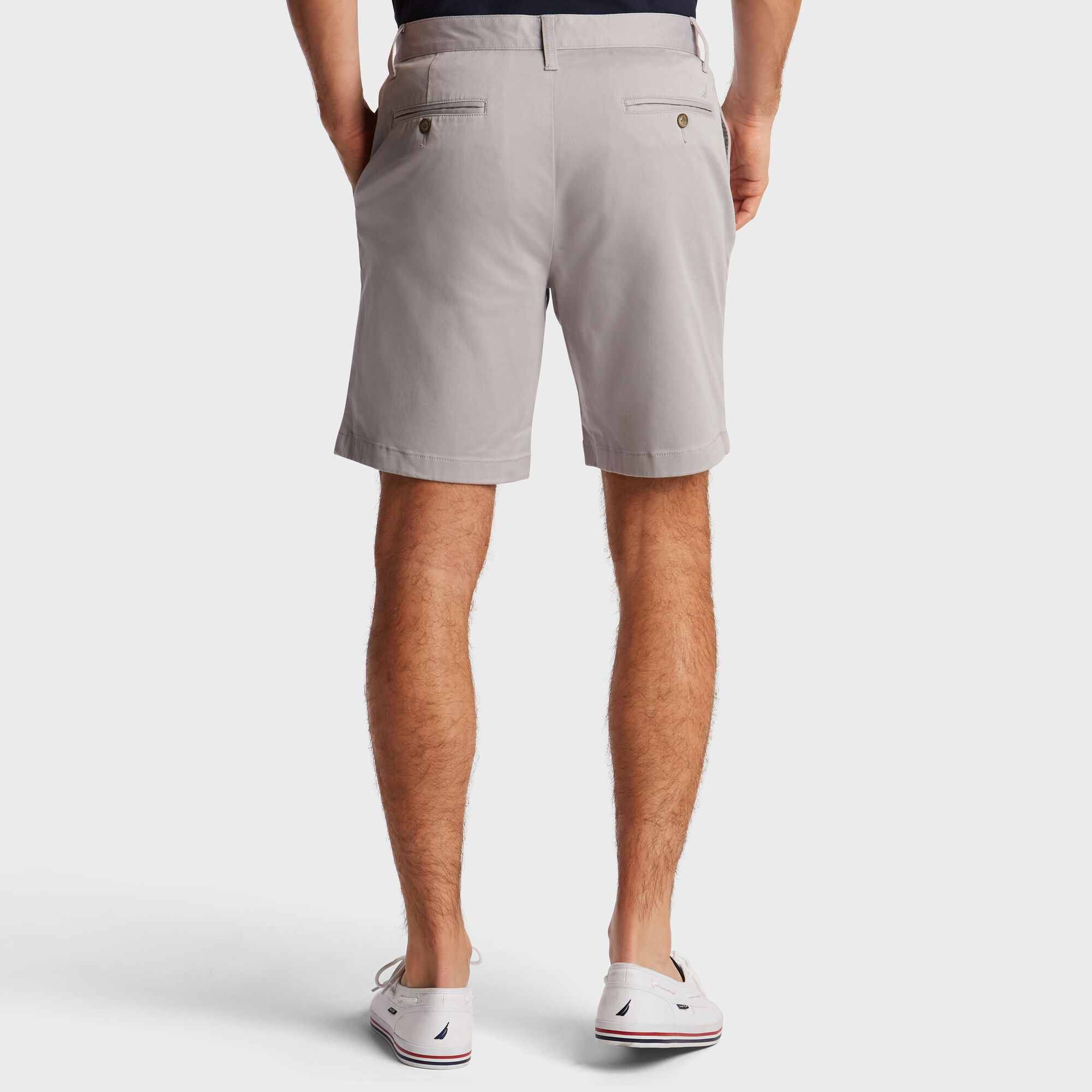 Nautica-Mens-8-5-034-Classic-Fit-Deck-Short-With-Stretch thumbnail 6