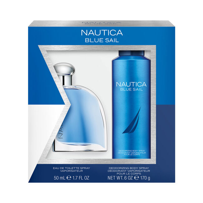 Nautica Blue Sail 2-Piece Fragrance Set,Multi,large