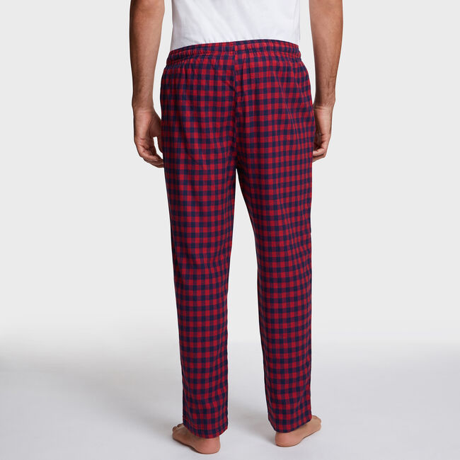 Flannel Plaid Pajama Pants Nautica