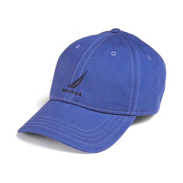 J-Class Logo Baseball Cap - Sapphire