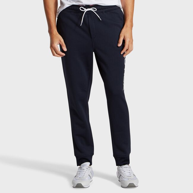 Logo Joggers,Pure Dark Pacific Wash,large