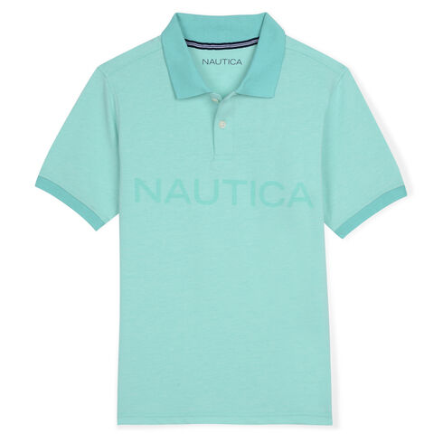 Toddler Boys' Catch of the Day Polo (2T-4T) - Hunter Green
