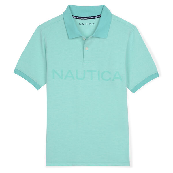 010785044 Toddler Boys' Catch of the Day Polo (2T-4T)