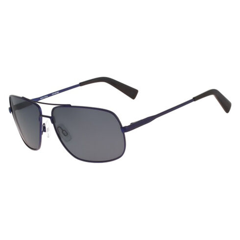 Classic Square Aviator Sunglasses - Navy