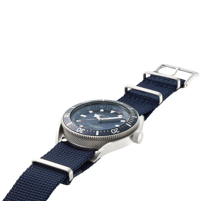 PRF Date Watch - Navy,Multi,large