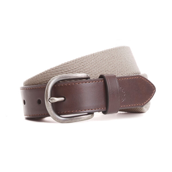 Web Belt - Khaki Heat