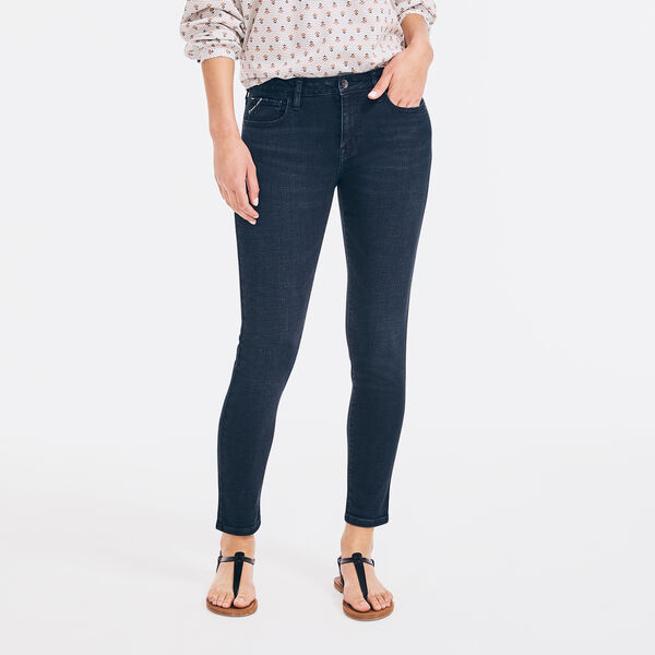 NAUTICA JEANS CO. SUSTAINABLY CRAFTED MID-RISE SKINNY DENIM - Bali Bliss