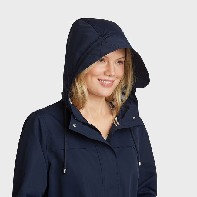 Longline Anorak,Stellar Blue Heather,large