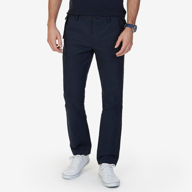 Tailored Fit Navtech Pants,True Navy,large