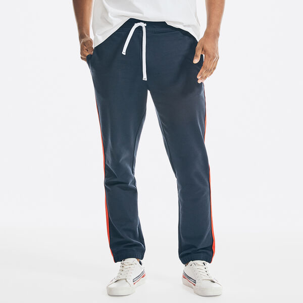 REISSUE SIDE STRIPE JOGGER - Navy
