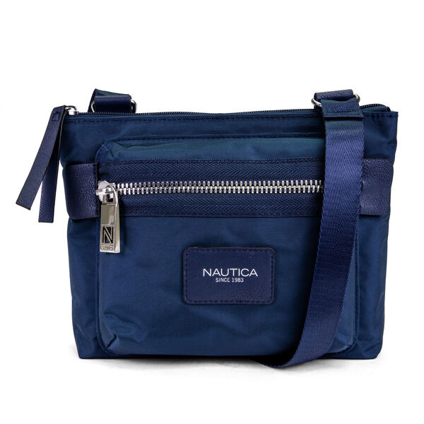 ARMADA CROSSBODY BAG - Navy