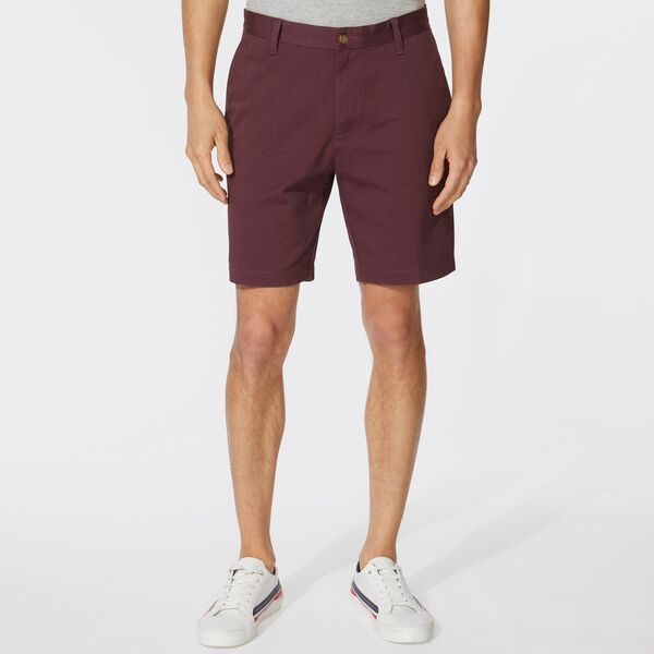 "8.5"" CLASSIC FIT STRETCH-TWILL SHORTS - Pink Shrimp"