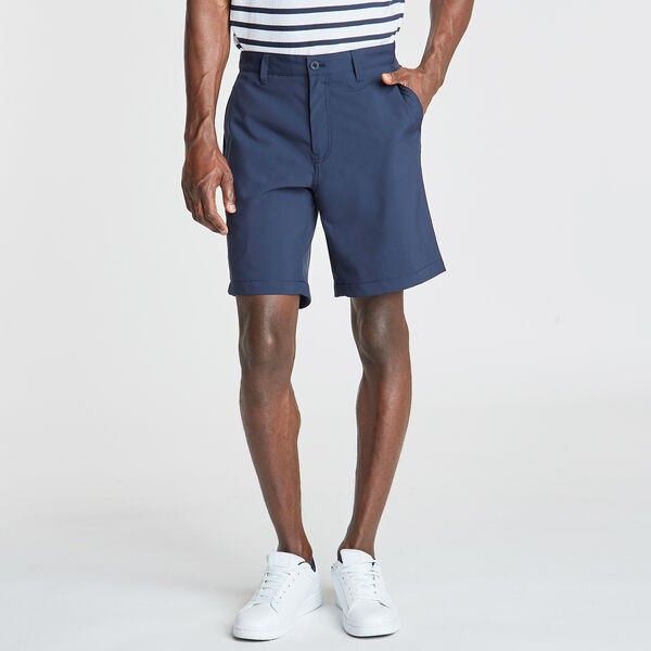 Classic Fit Golf Short - Navy