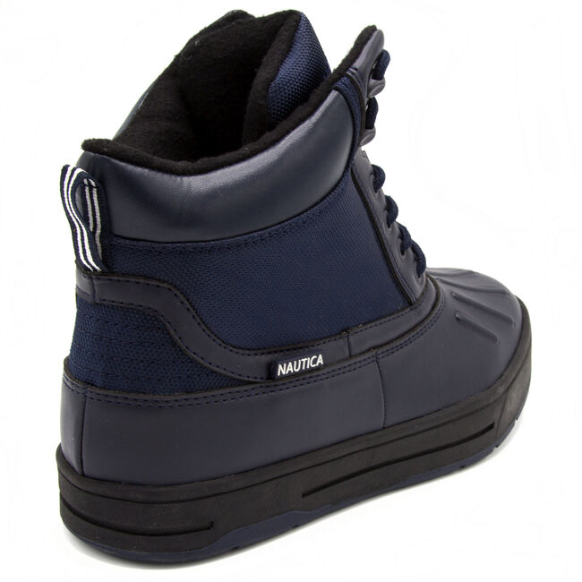 New Bedford Boots - Blue,Ice Blue,large