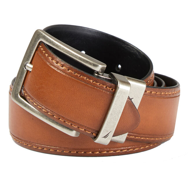 Casual Belt,Boathouse Brown,large