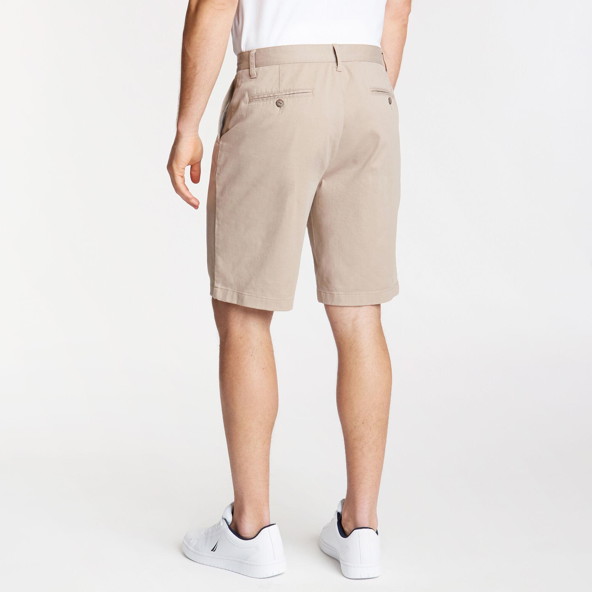 Nautica-Mens-10-034-Classic-Fit-Deck-Shorts-With-Stretch thumbnail 35