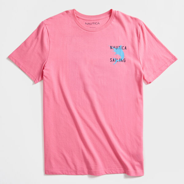 DEEP SEA GRAPHIC T-SHIRT - Carnation Pink