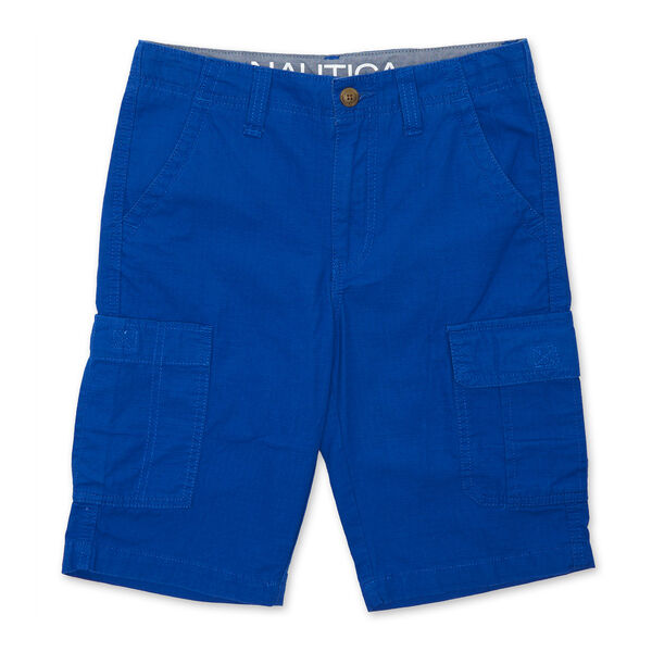 Little Boys' Cargo Shorts (4-7) - Imperial Blue