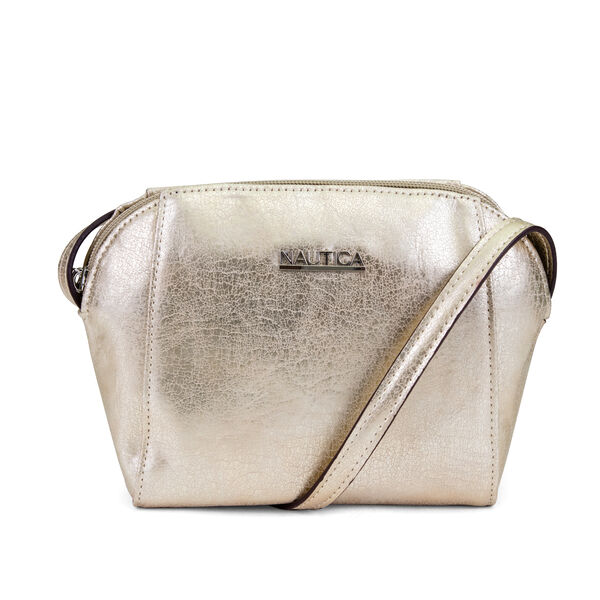 SAILORETTE CROSSBODY BAG - Gold