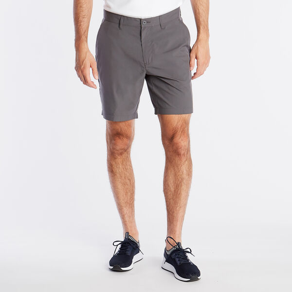 Classic Fit Golf Short - Blackwatch Heather