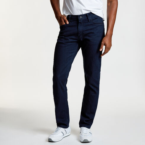 Pure Dark Pacific Wash Slim Fit Jeans - Navy