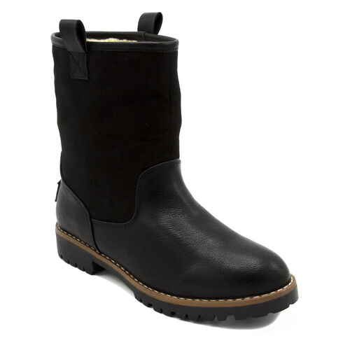 Bosun Boots - True Black