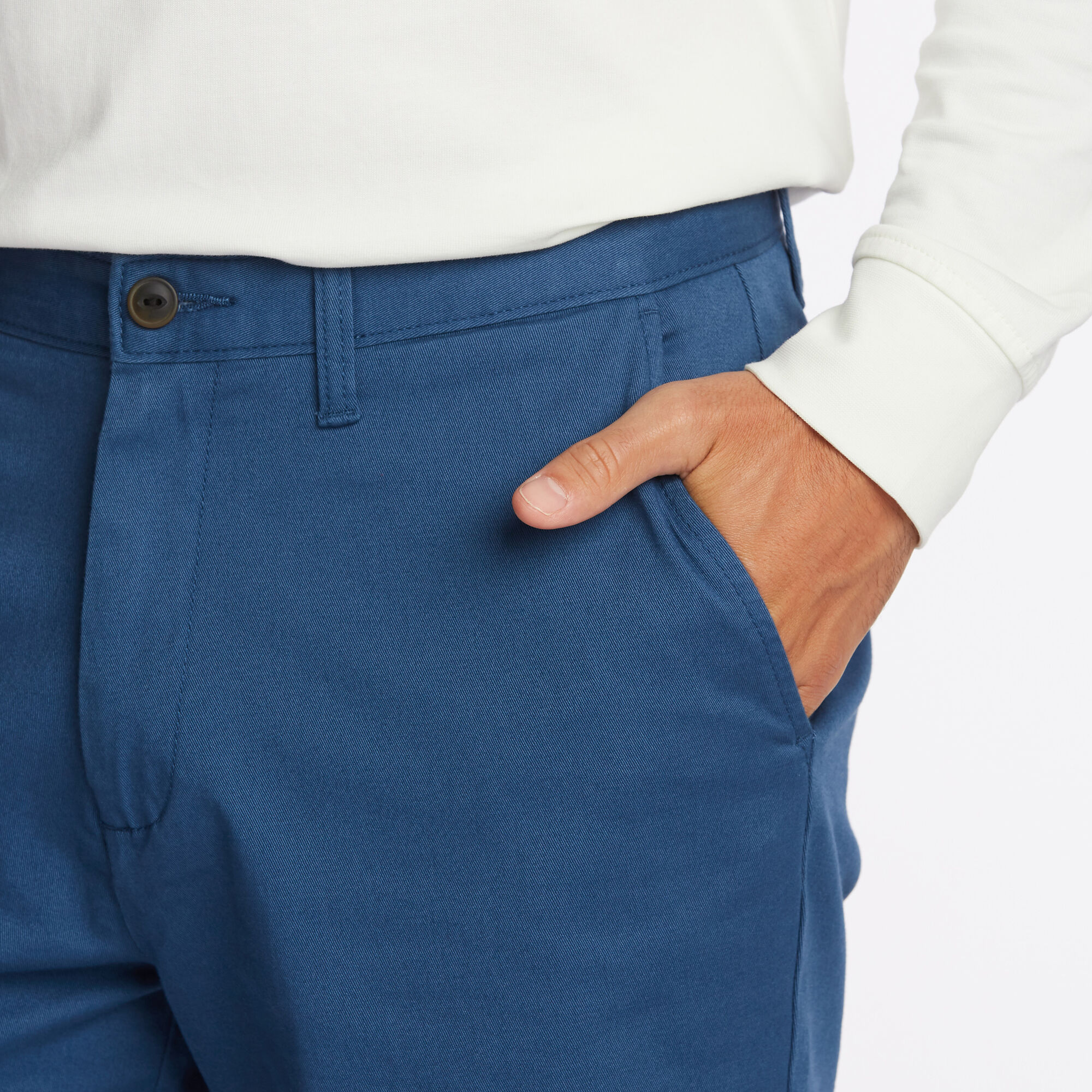 Nautica-Mens-10-034-Classic-Fit-Deck-Shorts-With-Stretch thumbnail 14