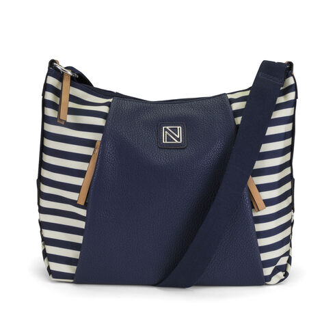 Trader's Cove Convertible Hobo  - Navy
