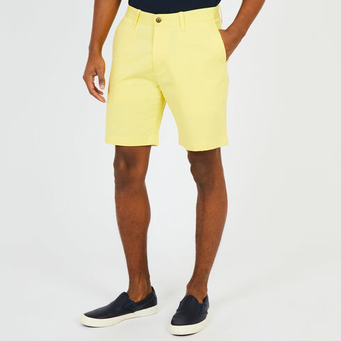 """Anchor Stretch Classic Fit Shorts - 8.5"""" Inseam - Light Mimosa"""