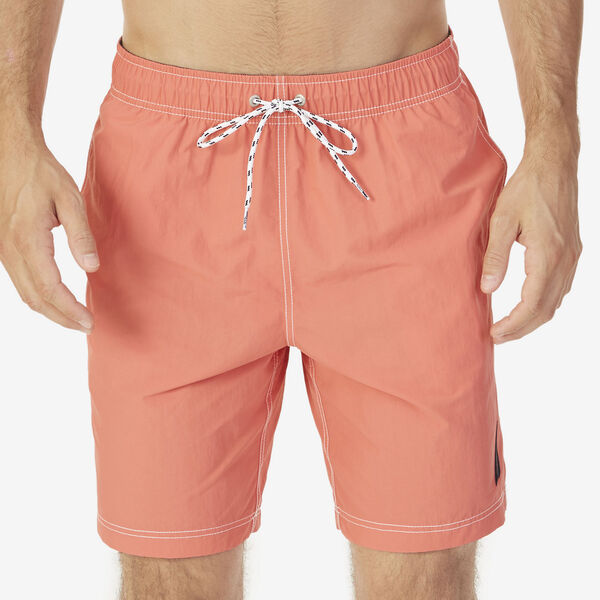 "8"" Performance Swim Short - Spiced Coral"
