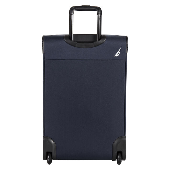 "Hayes Point 28"" Expandable Luggage in Navy/Red,Navy,large"