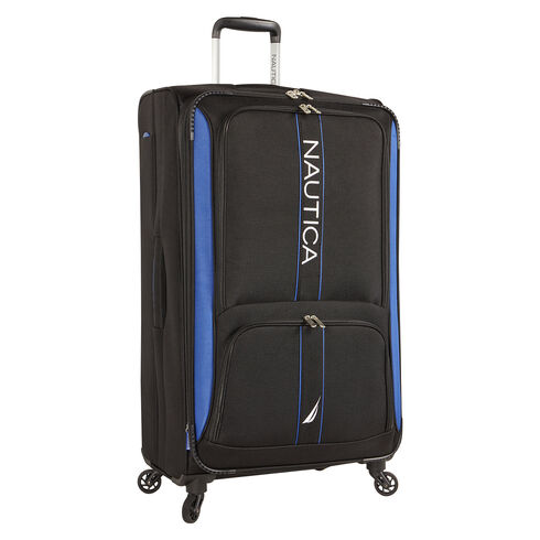 "Dodger 29"" Expandable Spinner Luggage - True Black"