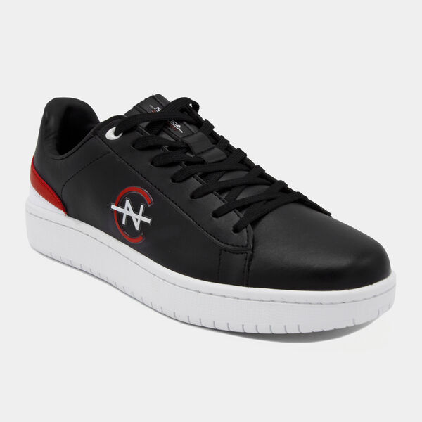 NAUTICA COMPETITION BESTSPIN SNEAKER IN BLACK - Black